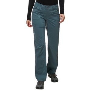 Arc'teryx Women's Parapet Teal Hiking Pants 2-29